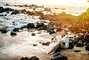 Hawaii Destination wedding on Palauea beach, Maui