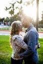 san diego sun engagement shoot